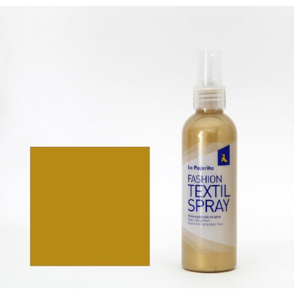 P. TEXTIL SPRAY GOLD SUN 100ML