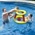 JUEGO BALONCESTO SET INFLABLE